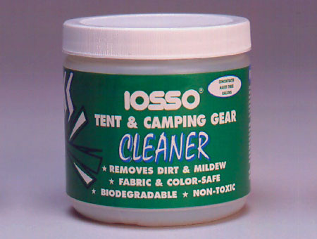 Tent & Camping Gear Cleaner