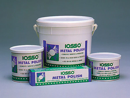 Bio-Based Metal Polish