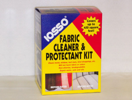 Fabric Cleaner / Protectant Kit